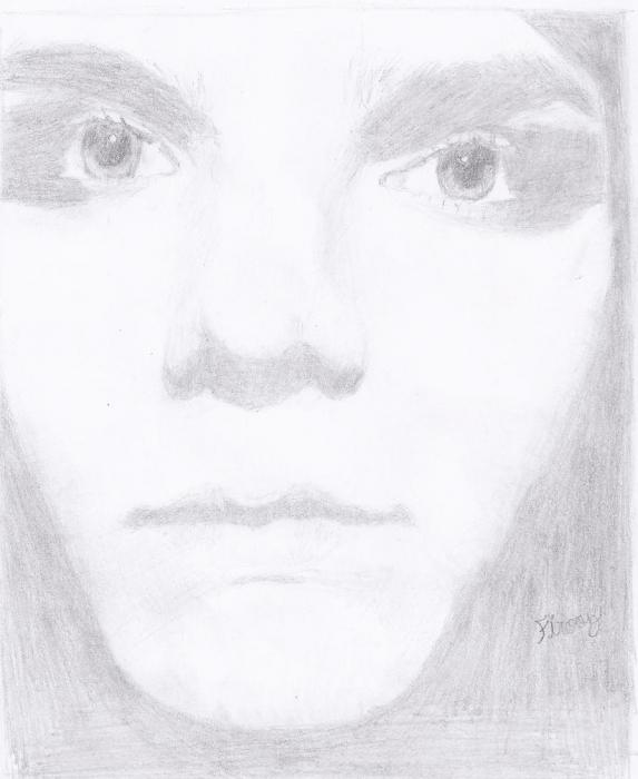 Gerard Way by Firooz